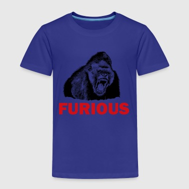 FURIOUS - Toddler Premium T-Shirt