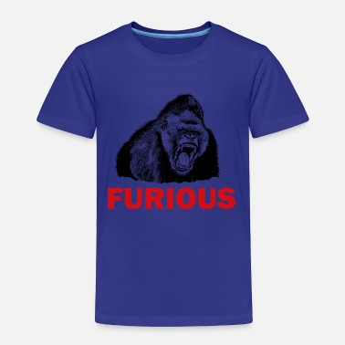 Furious FURIOUS - Toddler Premium T-Shirt