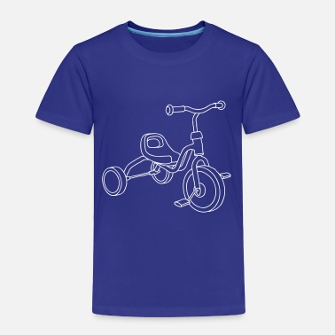 Tricycle Tricycle - Toddler Premium T-Shirt