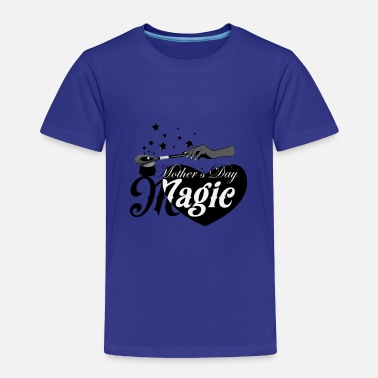 African American African American Mother's Day Magic (Black Star) - Toddler Premium T-Shirt