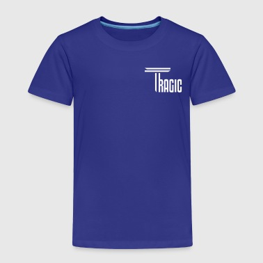 Toeknee Tragic - Toddler Premium T-Shirt