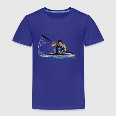 Kayak - Toddler Premium T-Shirt
