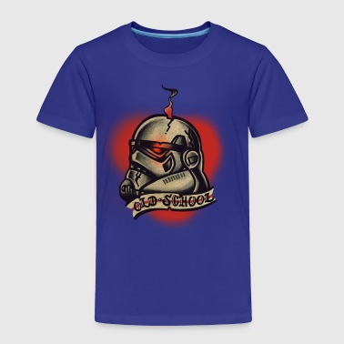 Old School Old School - Toddler Premium T-Shirt