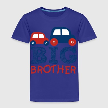 Big Brother Car 1 T-shirt - Toddler Premium T-Shirt