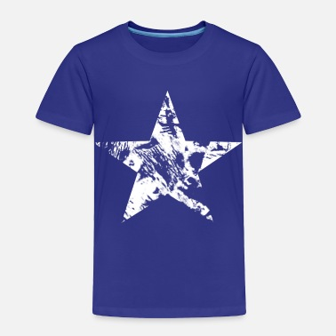 Asterisk Star Sky Gift shining falling star shooting Star - Toddler Premium T-Shirt
