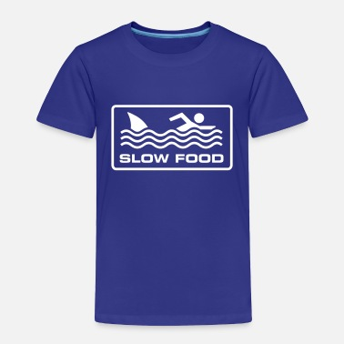 Food Slow food - Toddler Premium T-Shirt