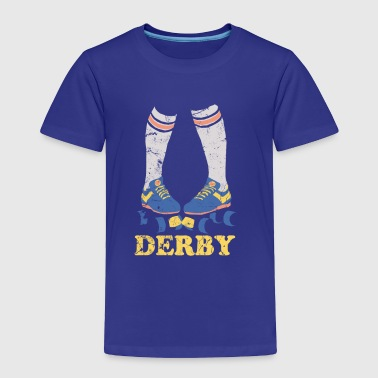 Roller Derby  - Toddler Premium T-Shirt