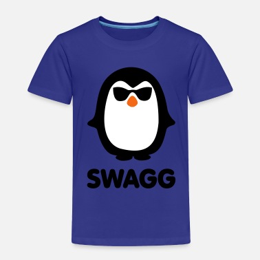 Swagg SWAGG pinguin - Toddler Premium T-Shirt