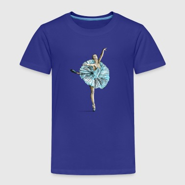 ballet - Toddler Premium T-Shirt