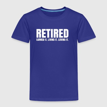 Retired - Toddler Premium T-Shirt