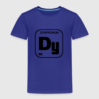 Dysprosium - Toddler Premium T-Shirt