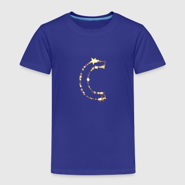 alphabet - Toddler Premium T-Shirt