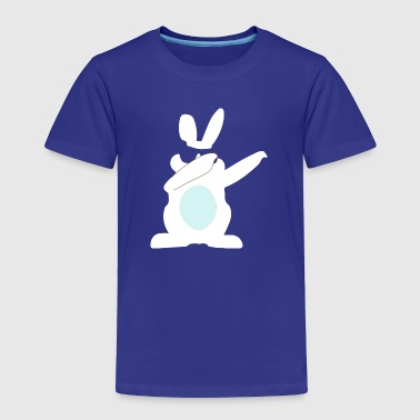 Dapping Easter Bunny for Boys Girls adult - Toddler Premium T-Shirt