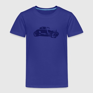 hot rod - Toddler Premium T-Shirt
