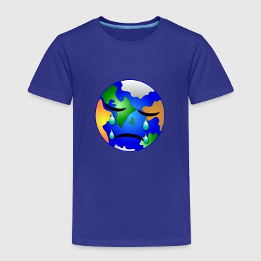 earth is weeping - Toddler Premium T-Shirt