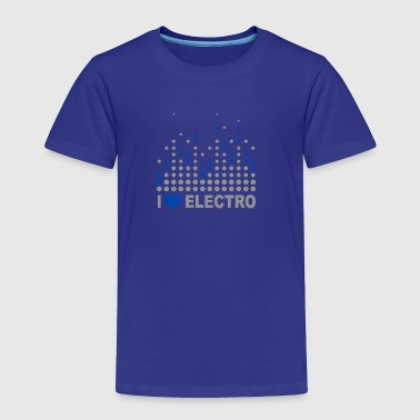 Electro - Toddler Premium T-Shirt