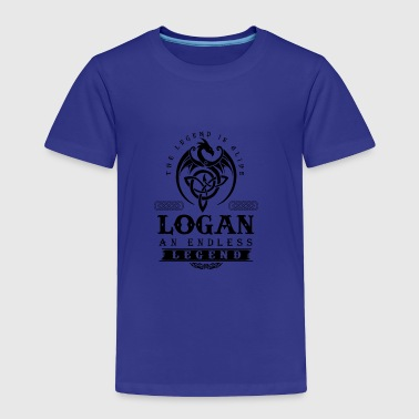 LOGAN - Toddler Premium T-Shirt