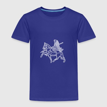 Horseman - Toddler Premium T-Shirt