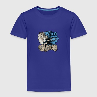Fox Fighter Cyber System - Toddler Premium T-Shirt