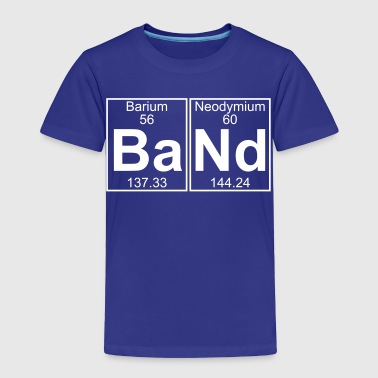 Ba-Nd (band) - Toddler Premium T-Shirt