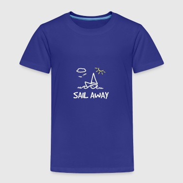 Sailing - Toddler Premium T-Shirt