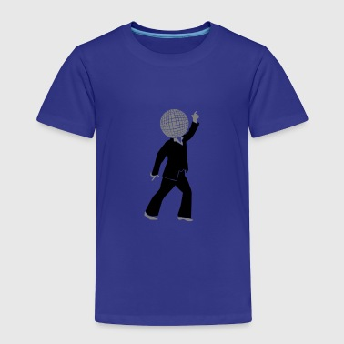 dancer disco - Toddler Premium T-Shirt