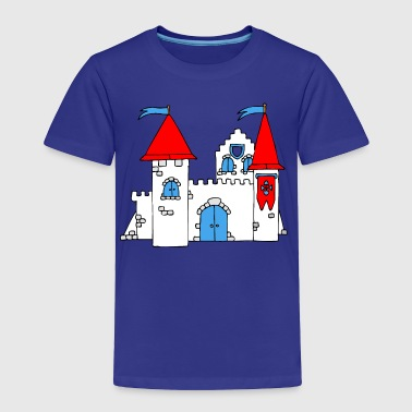 Medieval Castle - Toddler Premium T-Shirt