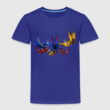 skydivers - Toddler Premium T-Shirt