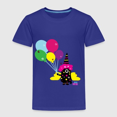 party monster - Toddler Premium T-Shirt