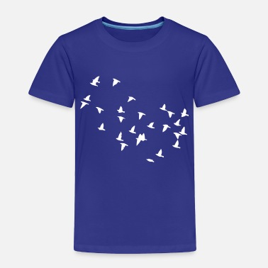 Flock Of Birds Flock of Birds - Toddler Premium T-Shirt