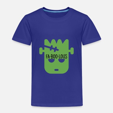 Leasing Feelin' Faboolous Frankenstein Monster - Toddler Premium T-Shirt