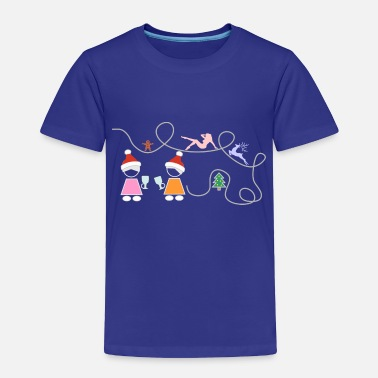 Greeting greeting - Toddler Premium T-Shirt