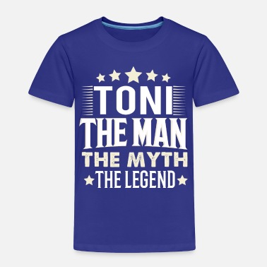 Tony Toni - Toddler Premium T-Shirt