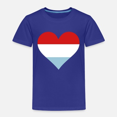 Holland A Heart For Holland - Toddler Premium T-Shirt