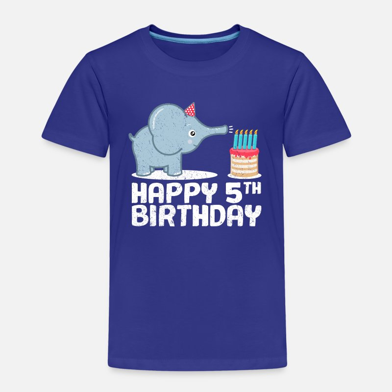 5 Birthday Baby Clothing