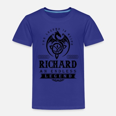 Richard RICHARD - Toddler Premium T-Shirt
