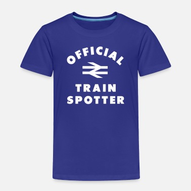 Official Person Official Trainspotter - Toddler Premium T-Shirt