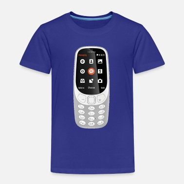Mobile Mobile Phone - Toddler Premium T-Shirt