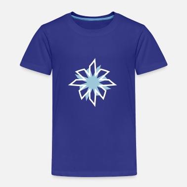 Christmas Ornaments minimalistic star - Toddler Premium T-Shirt