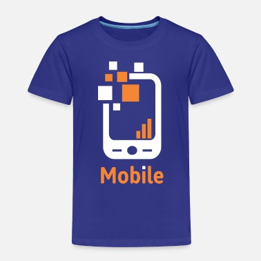 Mobile Mobile - Toddler Premium T-Shirt