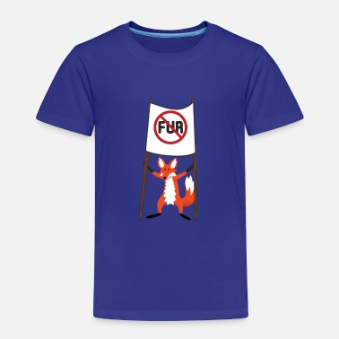 Fur No Fur - Toddler Premium T-Shirt
