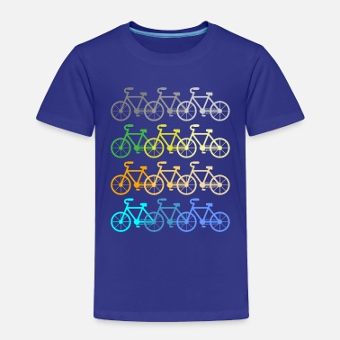 Bicycle Bicycle - Toddler Premium T-Shirt