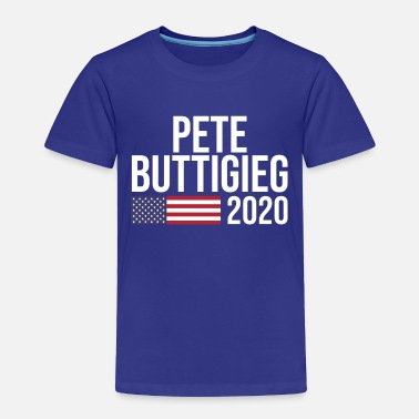 Candidacy Pete Buttigieg 2020 campaign for President t-shirt - Toddler Premium T-Shirt