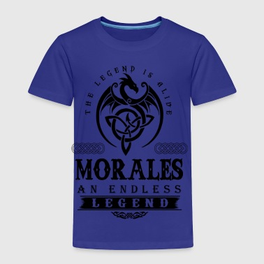 MORALES - Toddler Premium T-Shirt