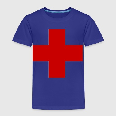 Red Mood Cross - Toddler Premium T-Shirt