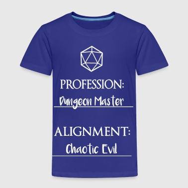 dungeon master - Toddler Premium T-Shirt