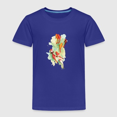 Playing Koi - Toddler Premium T-Shirt