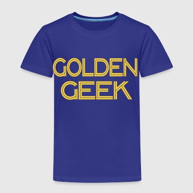 golden geek special - Toddler Premium T-Shirt