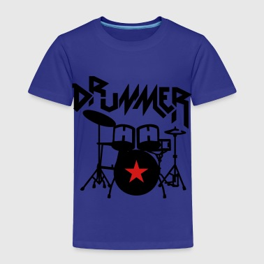 drummer - Toddler Premium T-Shirt