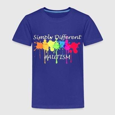 SimplyDifferent - Toddler Premium T-Shirt